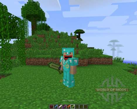 Monster Girl [1.7.2] pour Minecraft