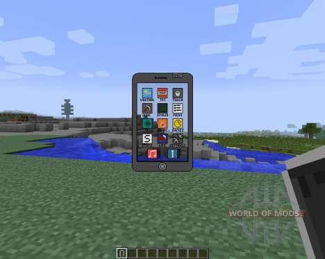 iPod [1.7.2] pour Minecraft
