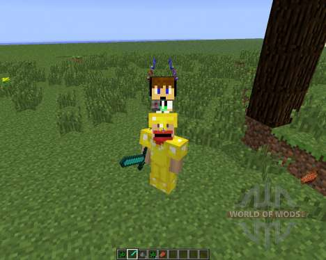 iChuns Hats [1.6.4] pour Minecraft