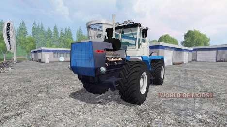 T-150K nouveau pour Farming Simulator 2015