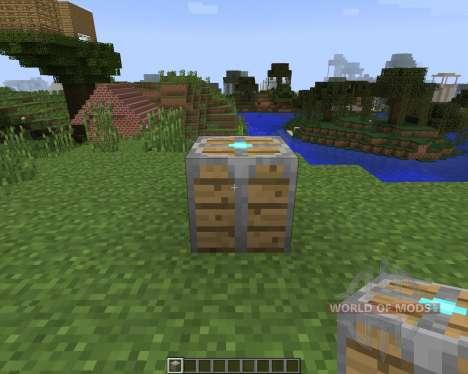 Deconstruction Table [1.7.2] pour Minecraft