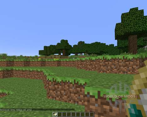 Crystal Wing [1.6.4] pour Minecraft