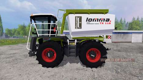 CLAAS Xerion 3800 Saddle Trac für Farming Simulator 2015