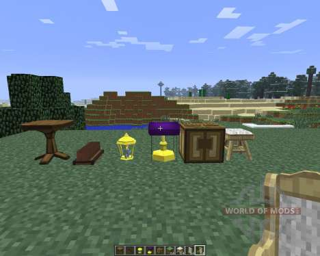BiblioCraft [1.6.4] pour Minecraft