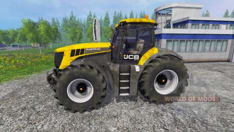 JCB 8310 v3.1 pour Farming Simulator 2015