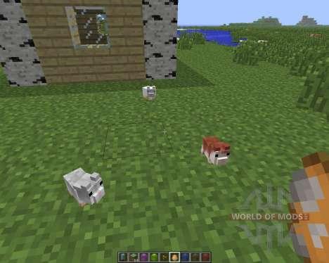 Hamsterrific [1.6.4] pour Minecraft