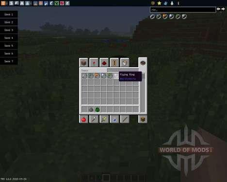 Rings of Power [1.6.4] für Minecraft