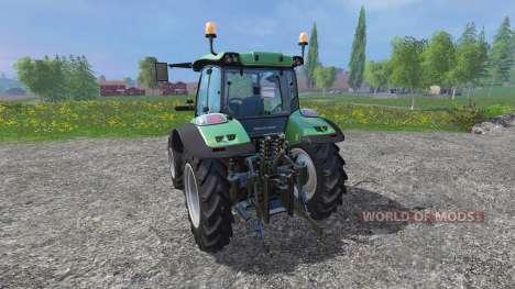 Deutz-Fahr 5110 TTV v1.2.1 pour Farming Simulator 2015