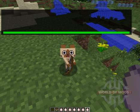 Dog Cat Plus [1.7.2] pour Minecraft