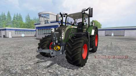 Fendt 718 Vario pour Farming Simulator 2015