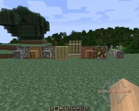 MineDeco [1.7.2] für Minecraft
