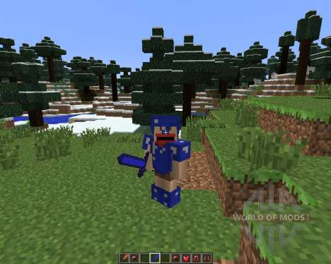 M-Ore [1.6.4] pour Minecraft