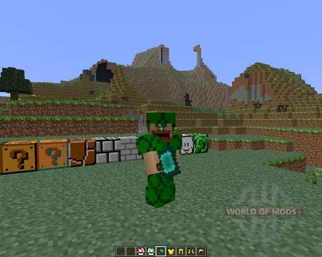 Super Mario [1.6.4] pour Minecraft