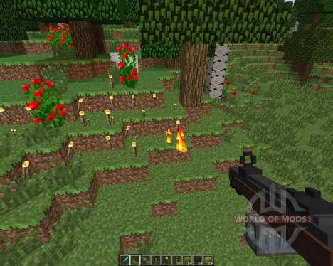 Torched [1.7.10] für Minecraft