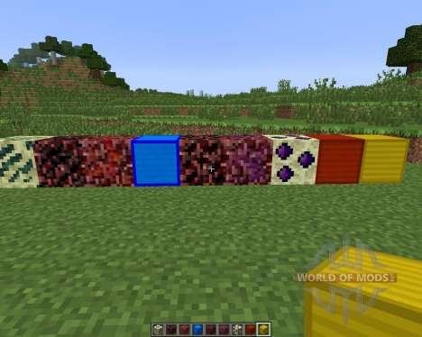 SpiritOres [1.7.10] für Minecraft