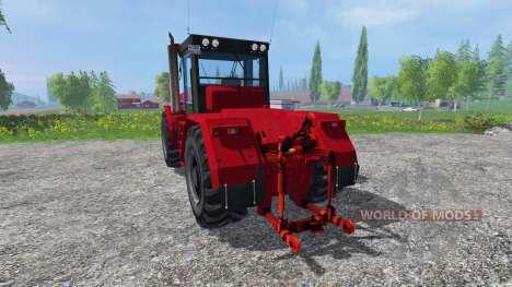 K-744 P3 Kirovets v2.0 für Farming Simulator 2015
