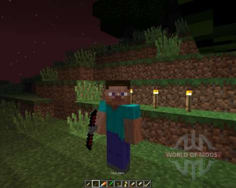 Weapon Arsenal für Minecraft