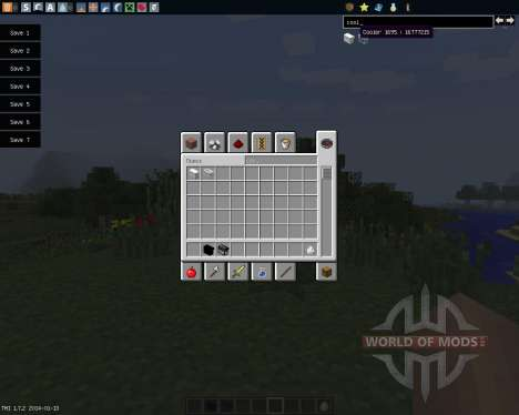 Coolers [1.7.2] pour Minecraft