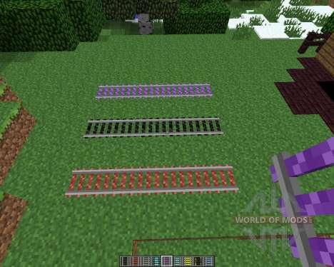 Expanded Rails [1.5.2] für Minecraft