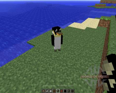 Rancraft Penguins [1.5.2] für Minecraft