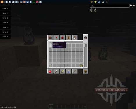 Lantern [1.6.4] für Minecraft