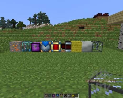 Simply Jetpacks [1.6.4] pour Minecraft