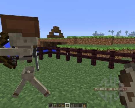 Primitive Mobs [1.5.2] für Minecraft