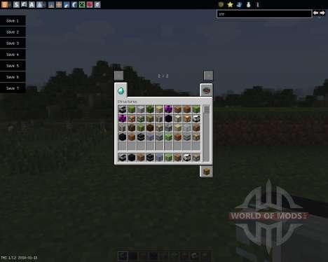 Instant Massive Structures [1.7.2] für Minecraft
