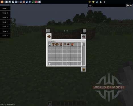 Corruption [1.7.2] für Minecraft