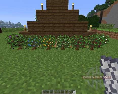 Plant Mega Pack [1.6.4] für Minecraft