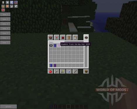 Mystery Doors [1.5.2] für Minecraft