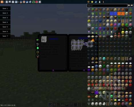 JewelryCraft [1.7.2] pour Minecraft