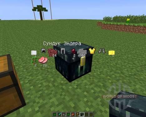 HoloInventory [1.6.4] für Minecraft
