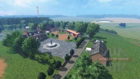 Benz North West Mecklenburg v0.9 Beta für Farming Simulator 2015