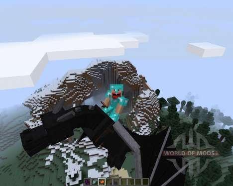 Dragon Mounts [1.7.2] für Minecraft