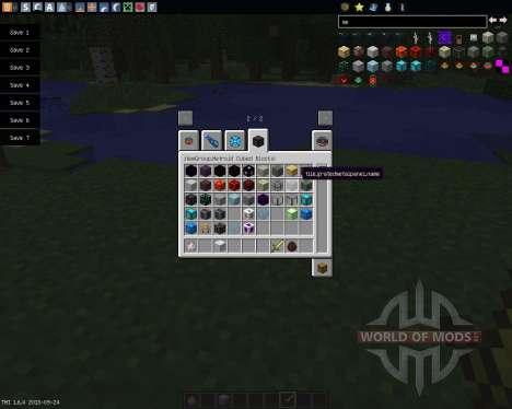 Metroid Cubed 2: Universe [1.6.4] für Minecraft