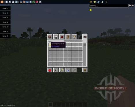 Glowstone Wire [1.7.2] für Minecraft