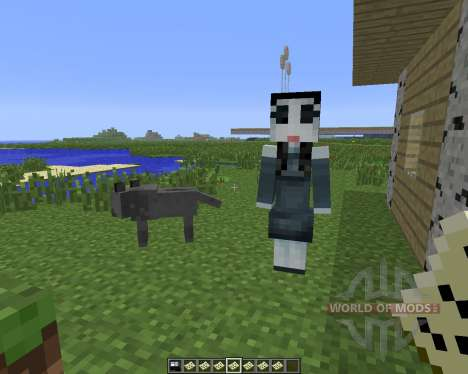 CreepyPastaCraft Revived [1.6.4] pour Minecraft