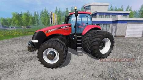 Case IH Magnum CVX 320 v1.3 für Farming Simulator 2015