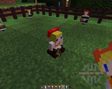 Touhou Alices Doll [1.5.2] für Minecraft