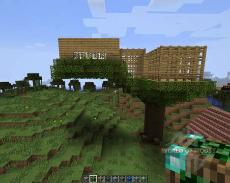 Insta House [1.7.2] pour Minecraft