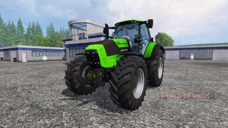 Deutz-Fahr Agrotron 7250 TTV pour Farming Simulator 2015