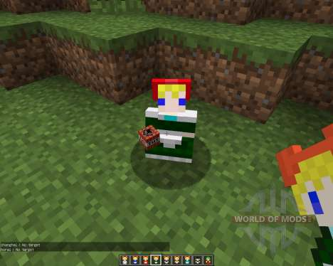 Touhou Alices Doll [1.7.2] für Minecraft