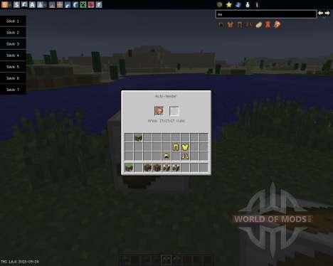 AutoFood [1.6.4] für Minecraft