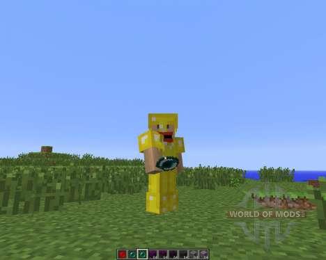 More Enderpearls [1.6.4] für Minecraft