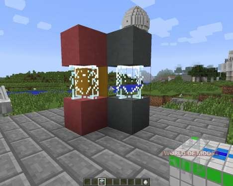 MultiHouse [1.7.2] pour Minecraft