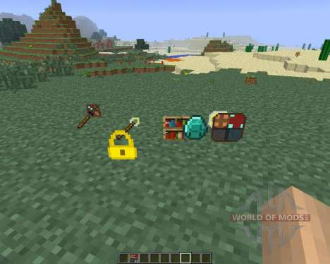 Simple Portables [1.6.4] für Minecraft