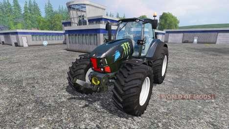 Lamborghini Mach VRT 230 Black V 1.1 pour Farming Simulator 2015