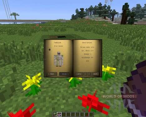 Familiars [1.6.4] pour Minecraft