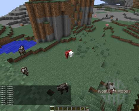 Harry Potter Wands [1.7.2] für Minecraft